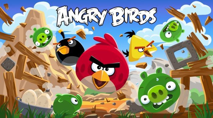 Angry Birds: alle games op een rijtje