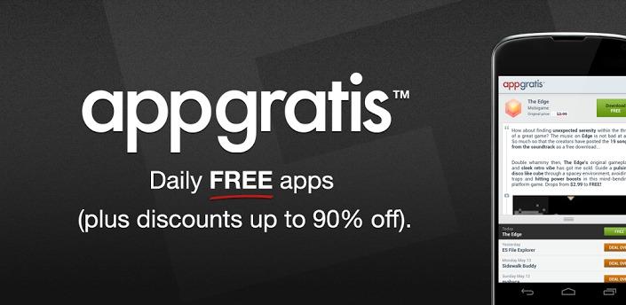 AppGratis: elke dag gratis en afgeprijsde apps