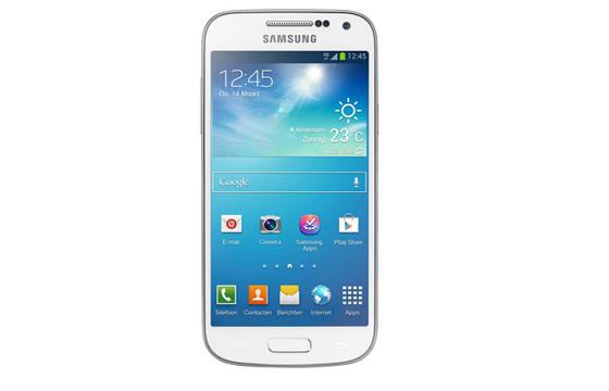 Samsung Galaxy S4 Mini dit najaar op de Nederlandse markt