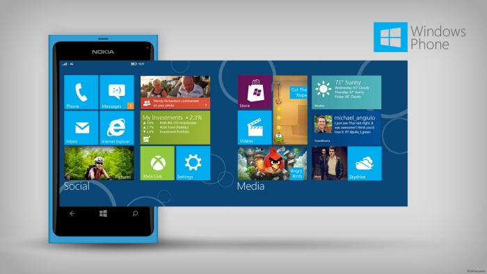 Windows Phone groter dan BlackBerry