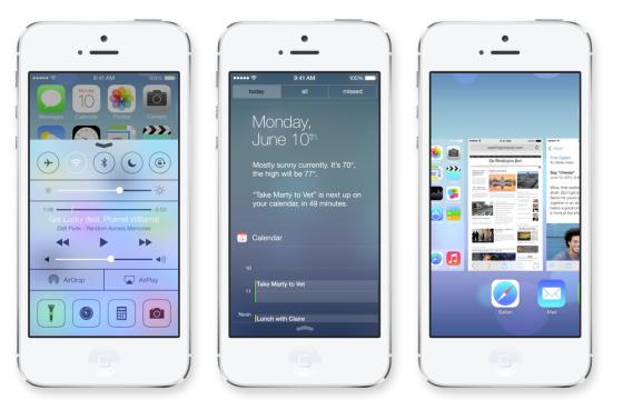 iOS 7 beta 2 beschikbaar voor ontwikkelaars