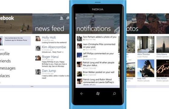 Facebook voor Windows Phone 8 volledig vernieuwd