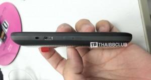 Foto's van BlackBerry Curve 9720 lekken uit