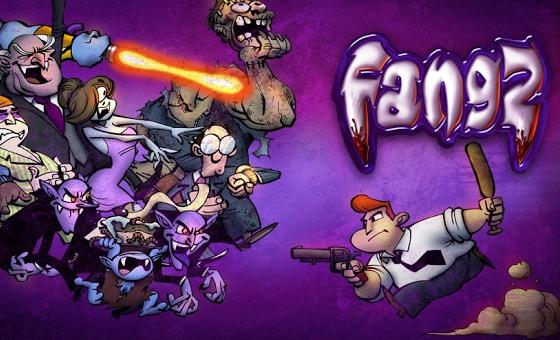 Fangz: ijzersterke BlackBerry-game met vampieren