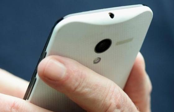 Moto X-foto's: toestel in handen van Google-topman