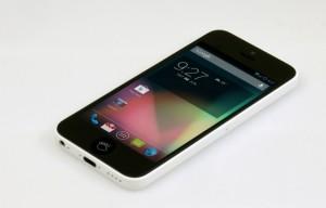 'iPhone' met Android 4.2 verkrijgbaar voor 155 euro