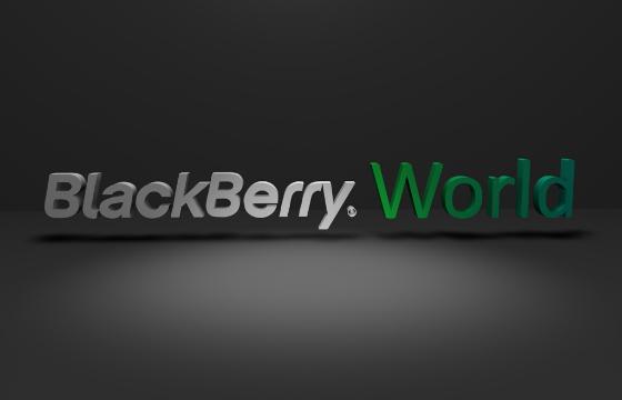 Een derde van alle BlackBerry-apps afkomstig van één ontwikkelaar