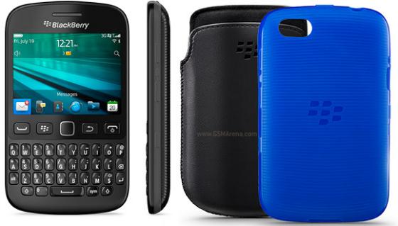 BlackBerry Curve 9720 onthuld: goedkope smartphone met toetsenbord
