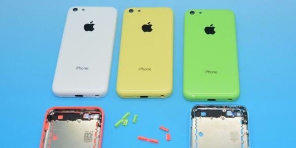 iphone 5c kleuren