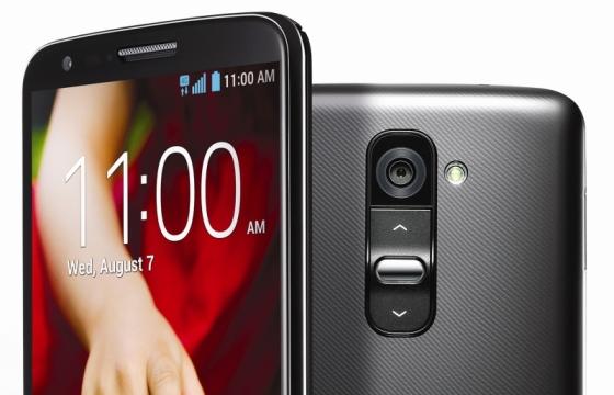 LG G2: nieuwe krachtpatser van LG
