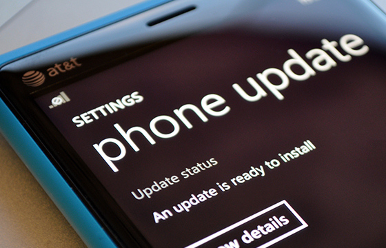 Geen grote Windows Phone-updates meer in 2013, alleen kleine update