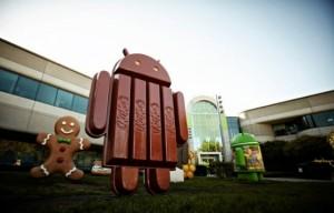 Android 4.4 KitKat wordt de volgende versie van Android