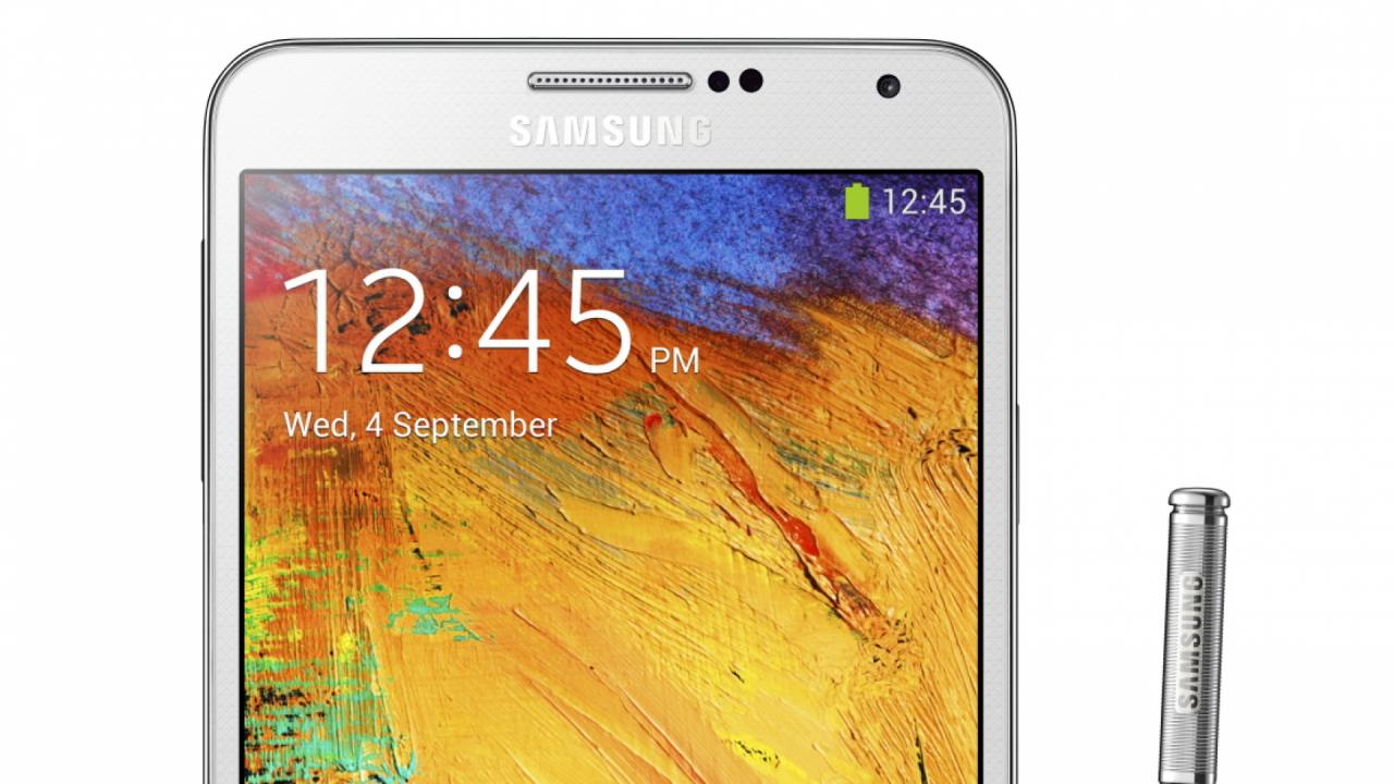 Samsung Galaxy Note 3 nu in Nederland te koop