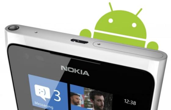 'Nokia voerde tests uit met Lumia's op Android'