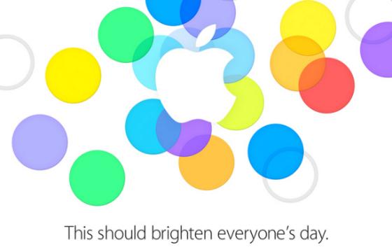 Persevenement voor nieuwe iPhones vindt op 10 september plaats