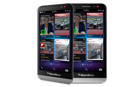 BlackBerry Z30 aangekondigd: 5 inch-toestel met BlackBerry 10.2