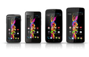 Archos introduceert Titanium-serie: 4 budget smartphones vanaf 100 euro
