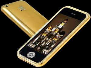 Gouden iPhone 3GS