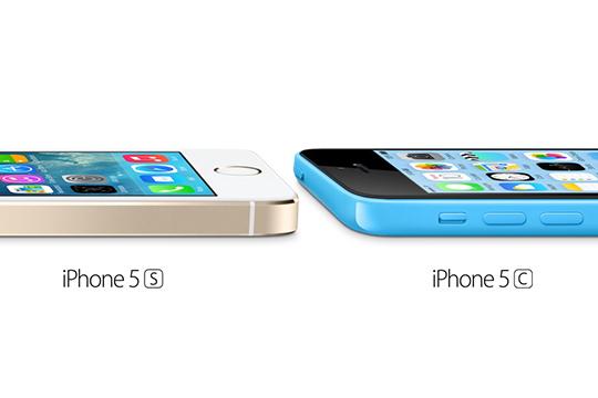 iPhone 5C en iPhone 5S kopen in Nederland en België kan vanaf nu
