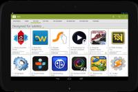 Google verhoogt vindbaarheid tablet-apps in Play Store