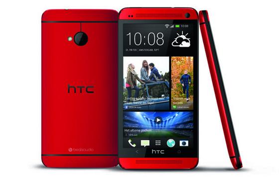 HTC One en HTC One mini nu beschikbaar in limited edition-kleuren
