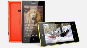 Nokia Lumia 525 onthuld