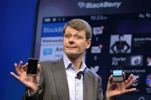 BlackBerry telefoons