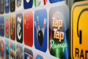 'Games en gratis apps in 2013 het populairst in Nederlandse app-stores'