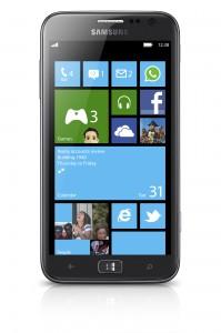 Microsoft Samsung Windows Phone 8
