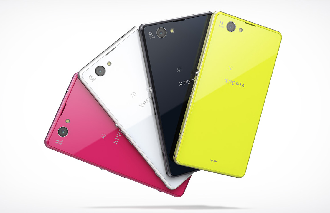 'Sony lanceert Japanse versie Xperia Z1S, Europese release in 2014'