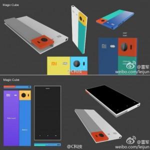 Xiaomi modulaire smartphone