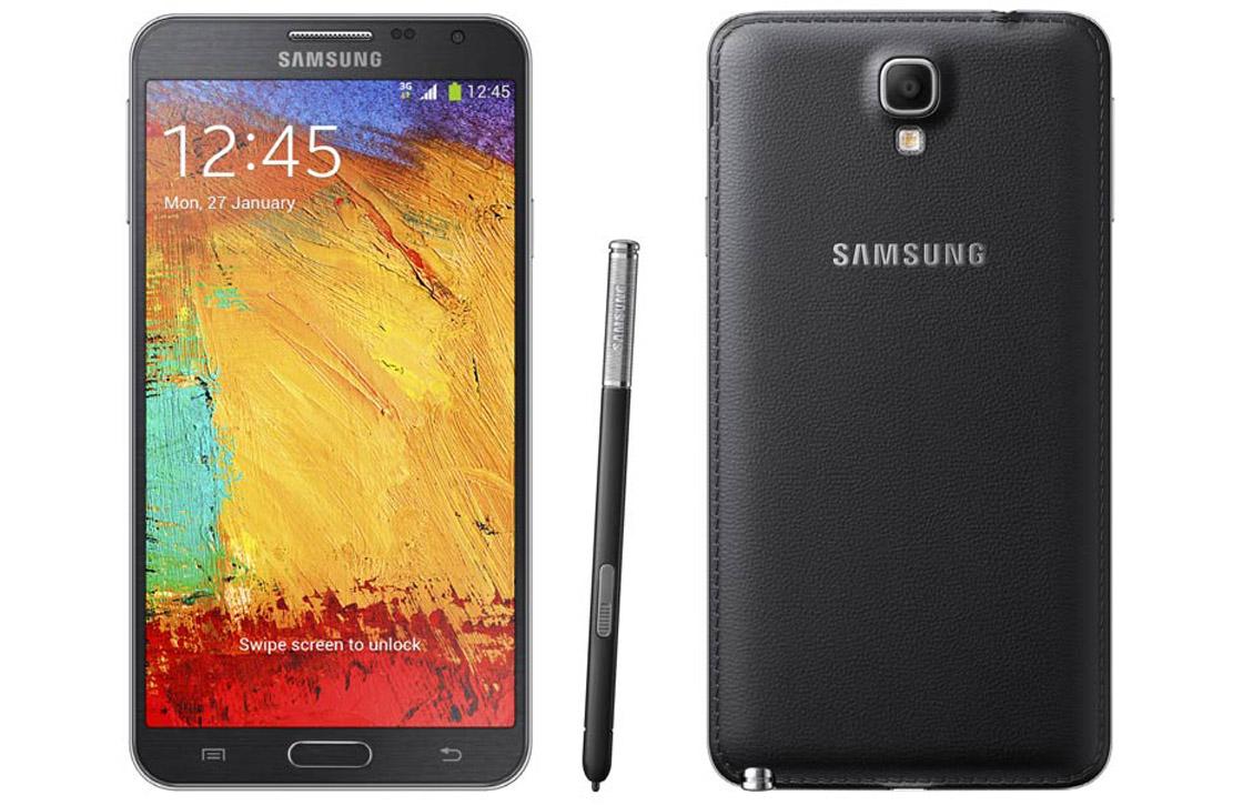 Samsung Galaxy Note 3 Neo komt in maart, kost 579 euro