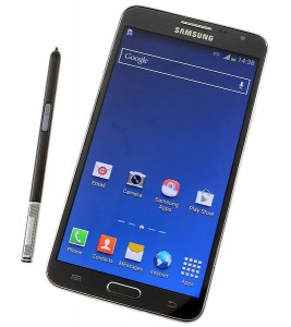 Galaxy Note 3 Neo toestel