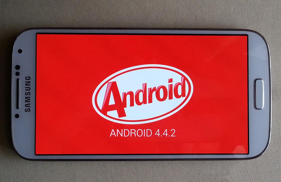 Samsung Galaxy S4 Android 4.4 update duikt op, download hem hier