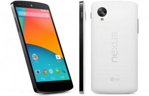 32GB-versie van de Nexus 5 volgende maand beschikbaar in Nederland