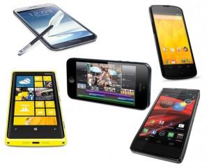 Smartphone gezond 2014
