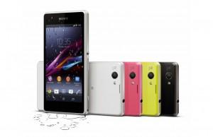 Sony Xperia Z1 Compact nu te bestellen in Nederland