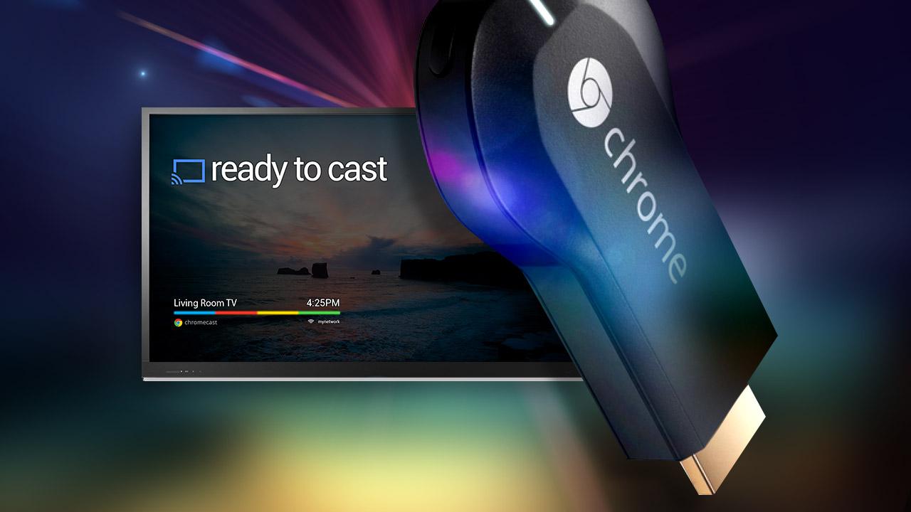 Chromecast vanaf nu in Nederland verkrijgbaar voor 35 euro