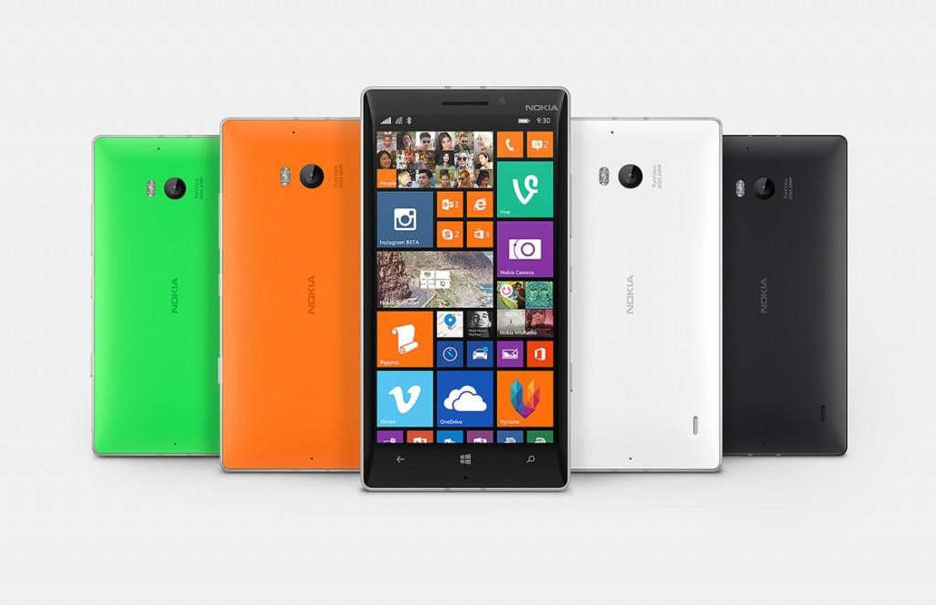 Nokia overname