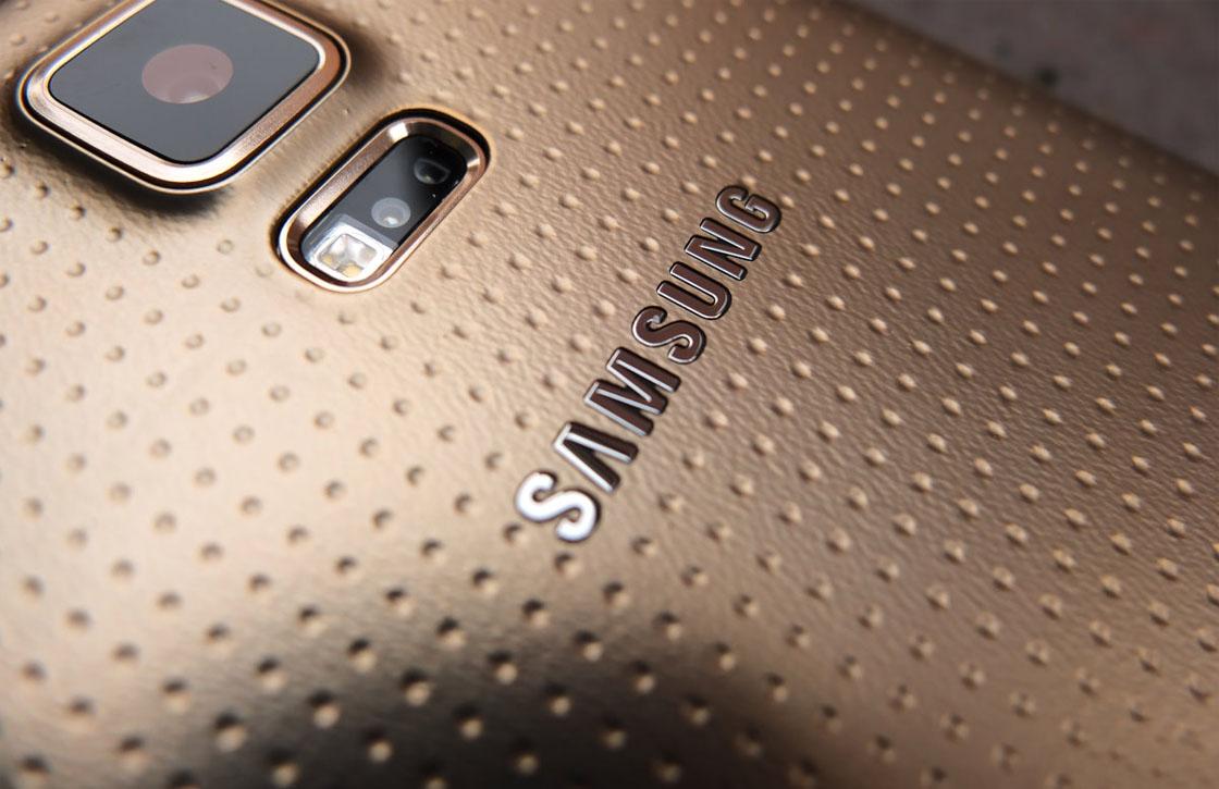 'Nieuw beeldmateriaal toont Galaxy S5 met metalen behuizing'
