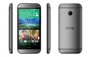 HTC One Mini 2 vanaf juni verkrijgbaar voor 469 euro