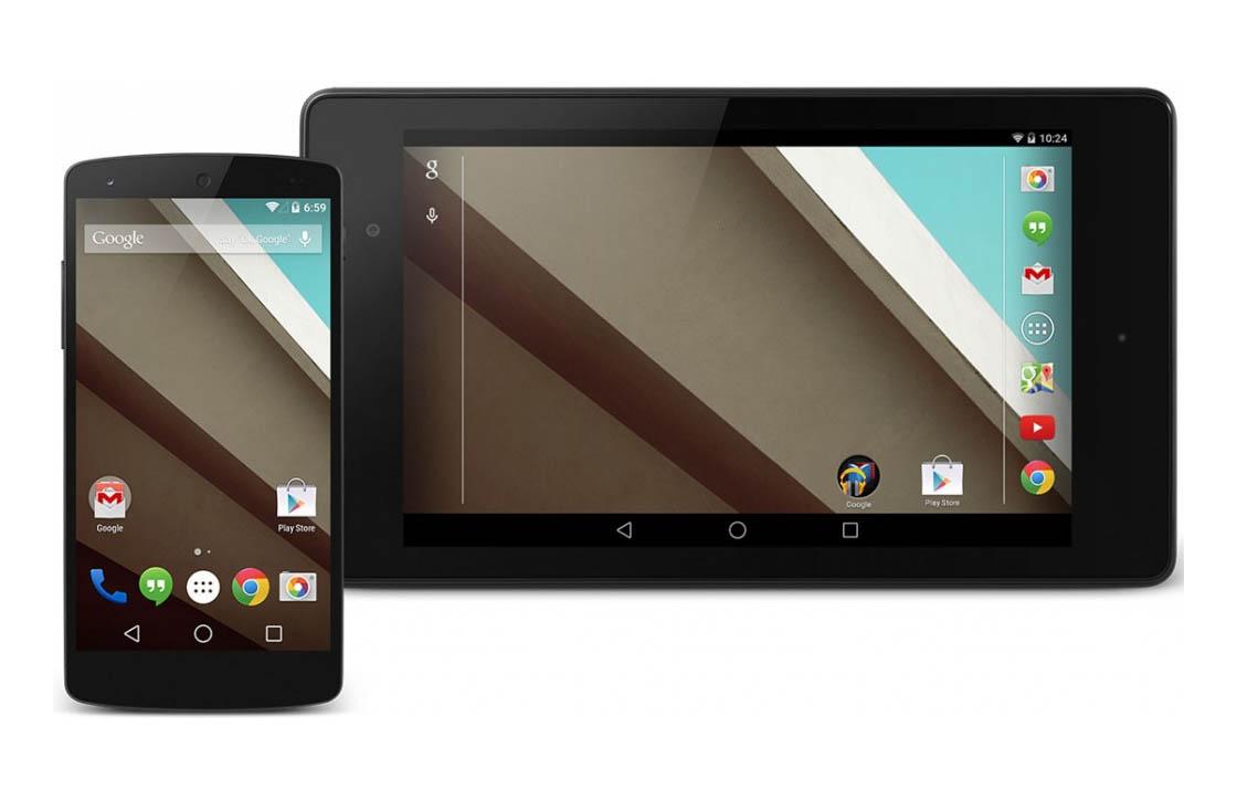 Android L: alles wat je moet weten over de nieuwe Android-versie