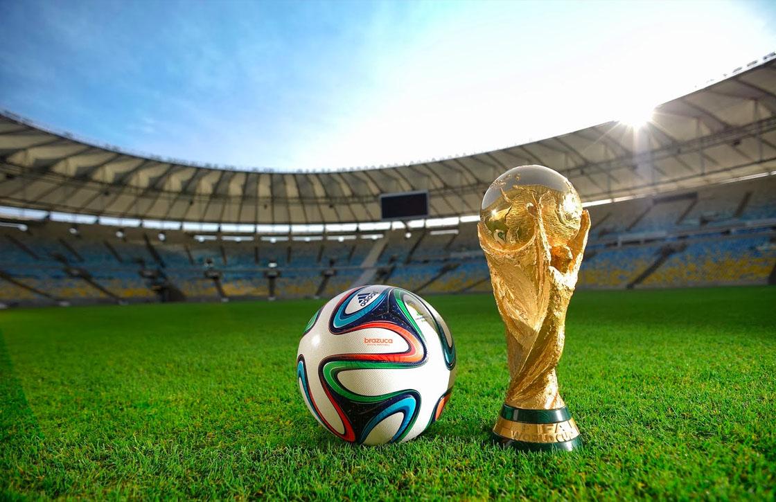 WK 2014: check nieuws, uitslagen en meer via je smartphone