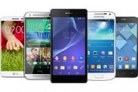 'Mini-telefoons steeds minder populair'