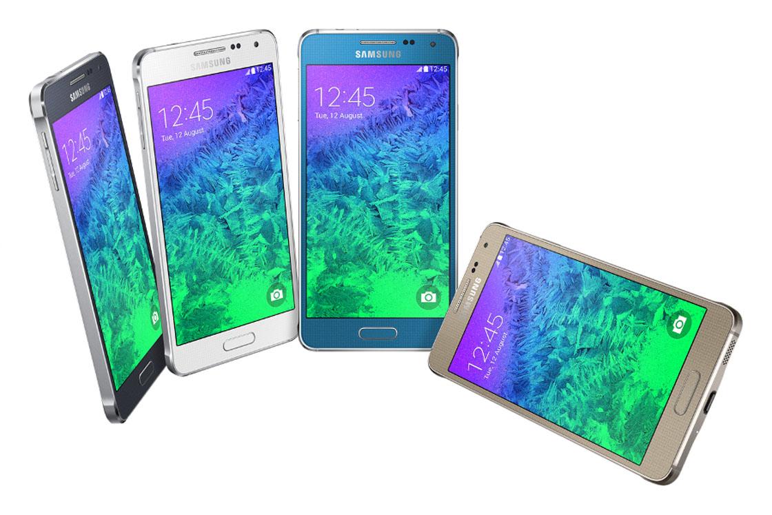 4 features die de Galaxy Alpha de moeite waard maken