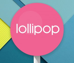 Android Lollipop-update
