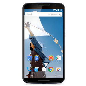 Nexus 6 in Google Play