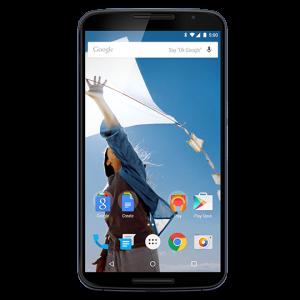 Nexus 6 in Google Play