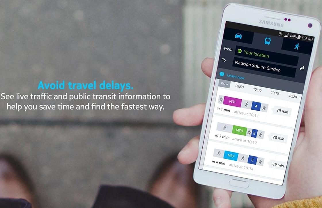 Nokia HERE: gratis (offline) navigatie voor je smartphone