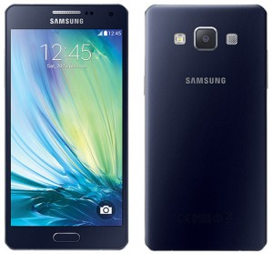 Galaxy A5 release